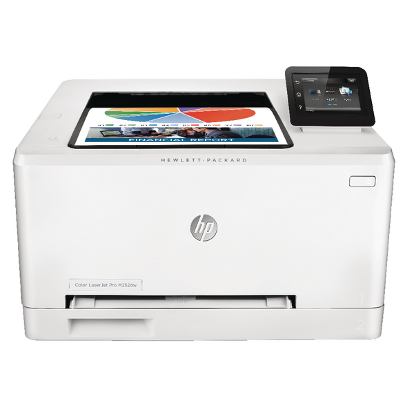 HP Color LaserJet Pro M252dw Printer B4A22A