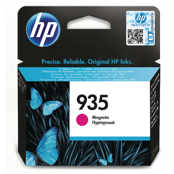 HP 935 Magenta Ink Cartridge C2P21AE
