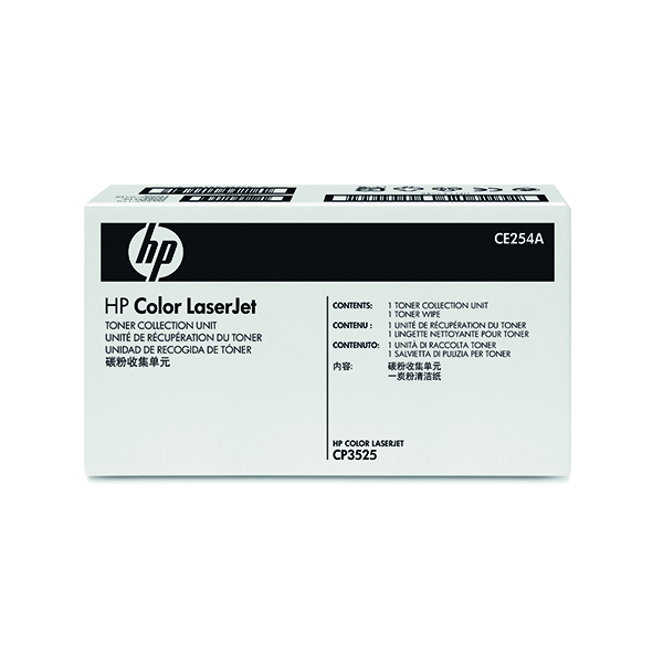 HP Colour Laserjet Toner Collection Unit CE254A