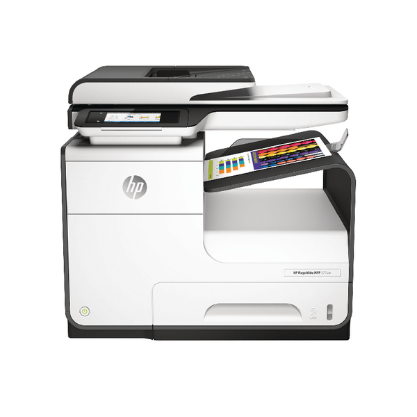 HP PageWide MFP 377 dw Colour Printer J9V80B