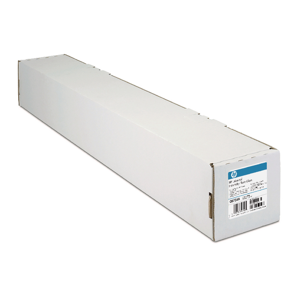 HP Instant Dry Gloss Paper 610mm (1 30.5m Roll Pack) Q6574A