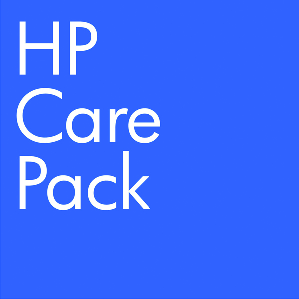 HP 3 Year Standard Exchange Care Pack Extended Service Agreement UG191E