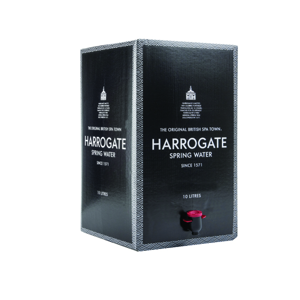 Harrogate Still Spring Water Bag in a Box 10 Litre BOX1015
