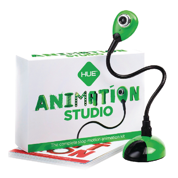 Hue Animation Studio Green AS0003