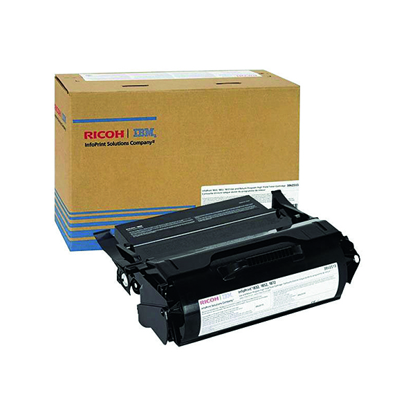 IBM Infoprint Black High Yield Toner Cartridge 39V2513