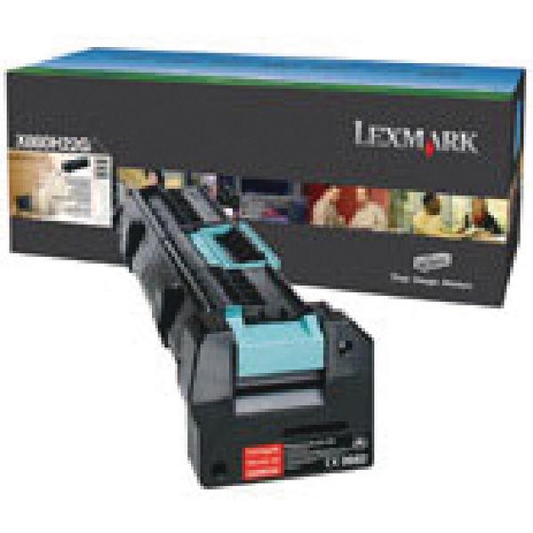Lexmark Black X860 Photoconductor Unit X860H22G