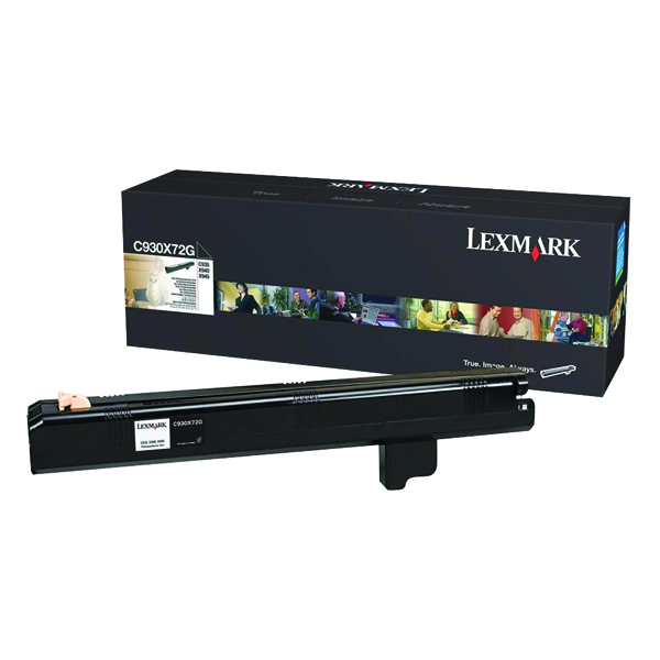 Lexmark Black C935/X940e/X945e Photoconductor Unit C930X72G