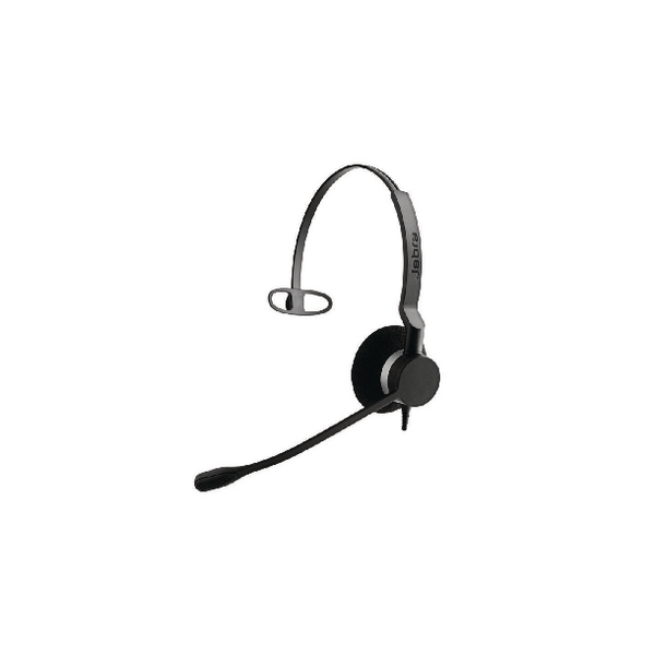 Jabra Biz 2300 USB Microsoft Optimised UC Mono Headset 2393-823-109