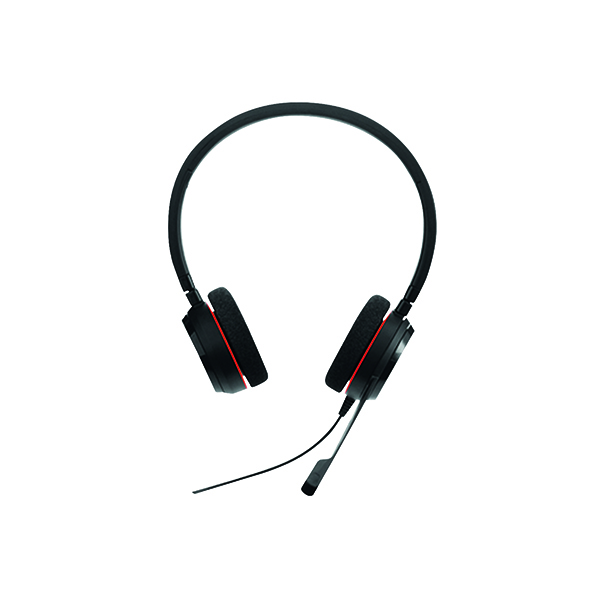 Jabra Evolve 20 MS Duo PC Headset 4999-823-109