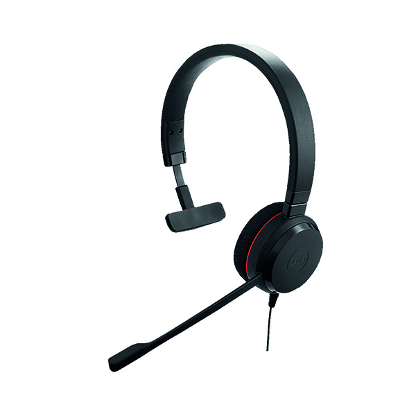 Jabra Evolve 20 UC Mono PC Headset 4993-829-209