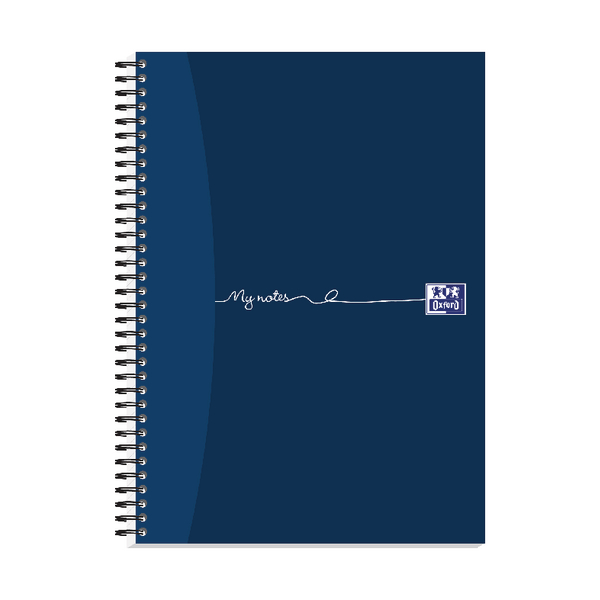 Oxford My Notes A4 Wirebound 200 Pages Notebook (3 Pack) 3 for 2 JD03232