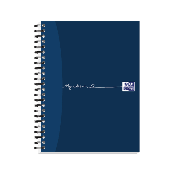 Oxford My Notes A5 Plus Wirebound Notebook 160 Pages (5 Pack) 100080200