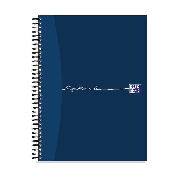 Oxford My Notes A4 Plus Wirebound Notebook 160 Pages (3 Pack) 100080545