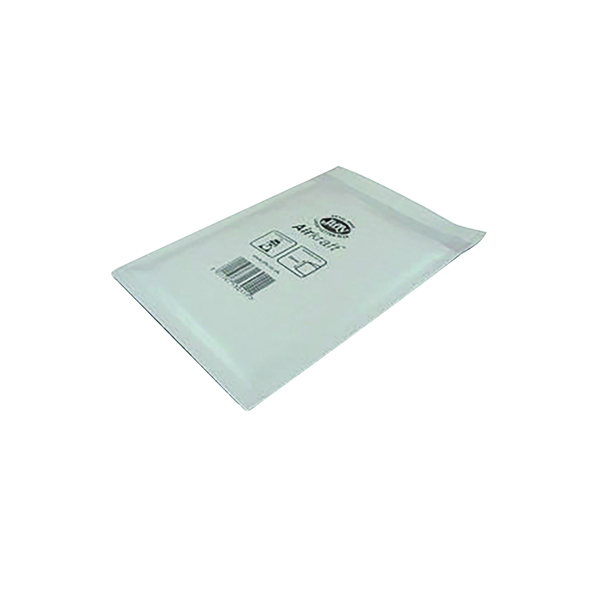 Jiffy 290x445mm White AirKraft Bag (50 Pack) JL-6