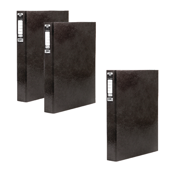Concord IXL Selecta Ring Binder A4 Black Get 3 for the Price of 2 (Pack of 20 + 10) JT816008