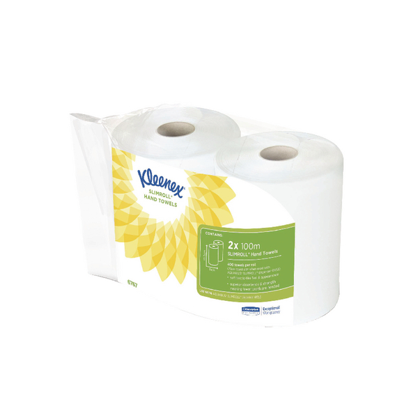 Kleenex Hand Towels White (6 Pack) 6767