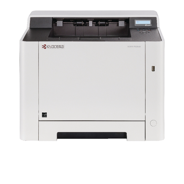 Kyocera ECOSYS P5026cdn Colour A4 Laser Printer 1102RC3NL0