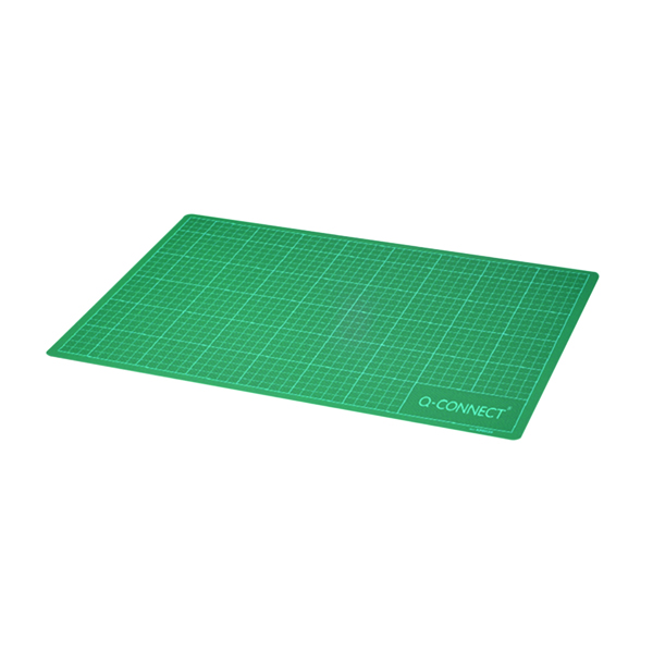 Q-Connect A1 Green Cutting Mat KF01138