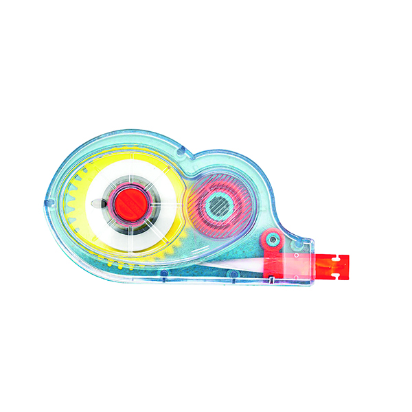 Q-Connect Standard Correction Roller (12 Pack) KF01593Q