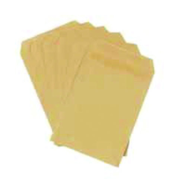 Q-Connect C4 Envelope 80gsm Manilla Self Seal (250 Pack) KF02720
