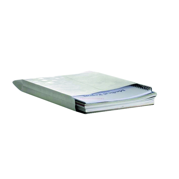 Q-Connect Gusset C5 Envelope Peel and Seal 120gsm White (125 Pack) KF02889