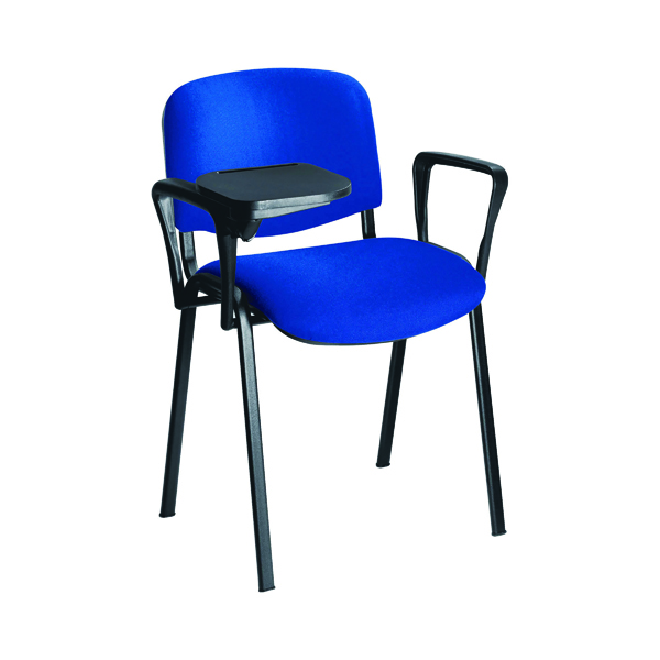 Jemini Black Chair Arm And Writing Tablet KF03347