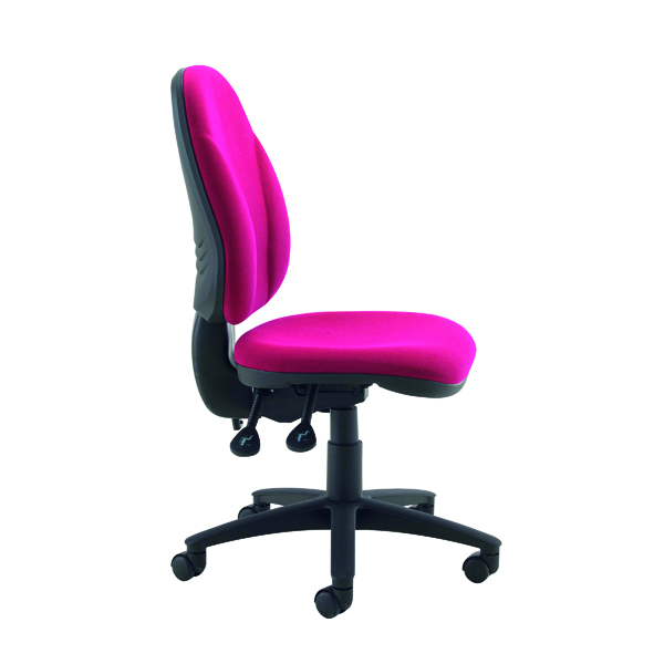 Arista Concept High Back Tilt Operator Claret Chair KF03462