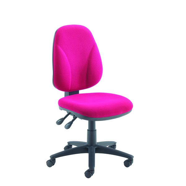 Arista Concept High Back Maxi Tilt Operator Claret Chair KF03466