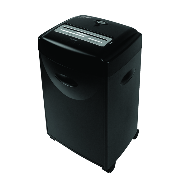 Q-Connect Q15CC Cross-Cut Shredder. Security Level 3. Bin capacity 35Ls. KF15554