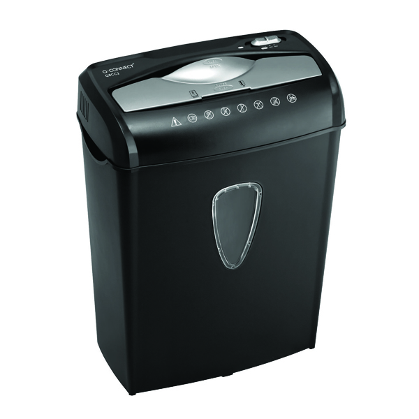 Q-Connect Cross Cut Paper Shredder Q8CC