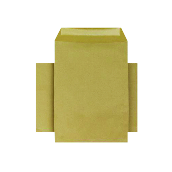 Q-Connect Manilla Envelopes Gummed C4 80gsm (250 Pack) KF3428