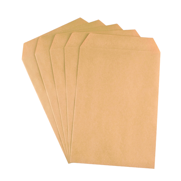 Q-Connect C5 Envelope 90gsm Self Seal Manilla (500 Pack) X1074/01