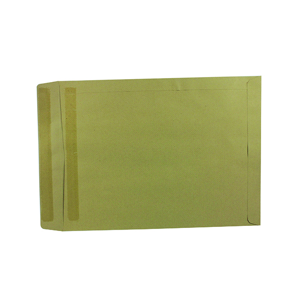 Q-Connect Envelope 406 x 305mm 115gsm Self Seal Manilla (250 Pack) 8313