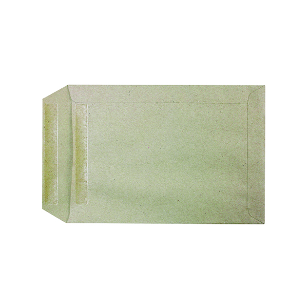 Q-Connect C5 Envelope 80gsm Self Seal Manilla (500 Pack) KF3516