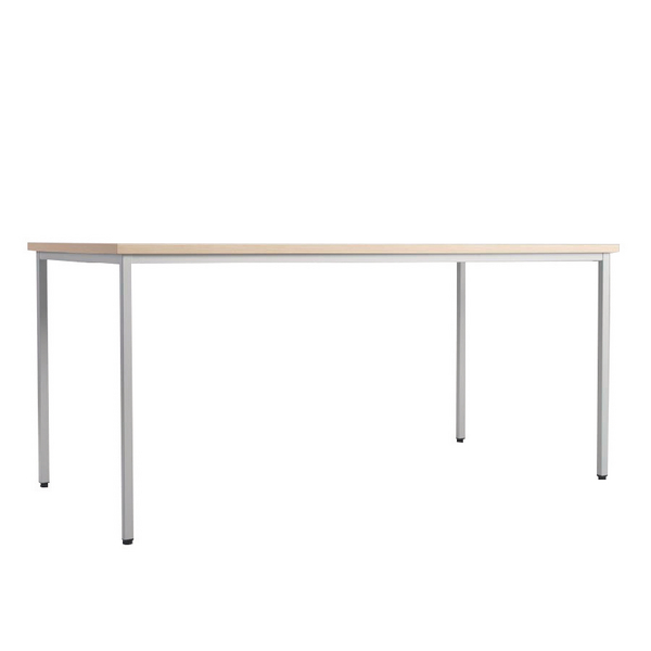 Jemini 1200x800mm Maple Rectangular Table KF72372