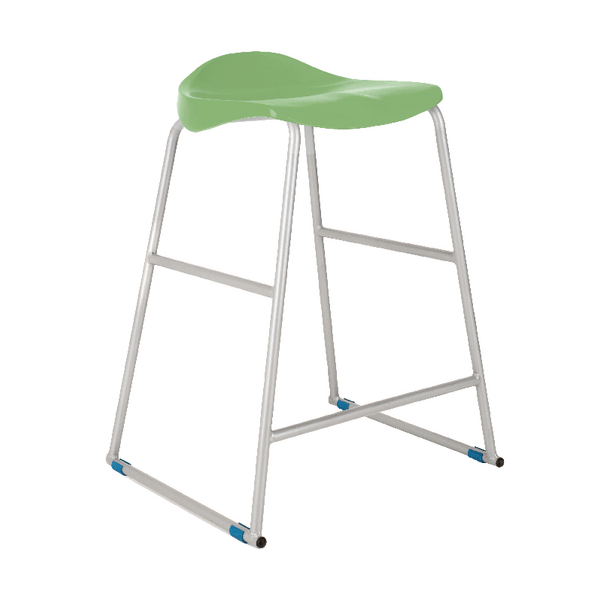 Titan Green 685mm Stool (Pack of 1) KF72539