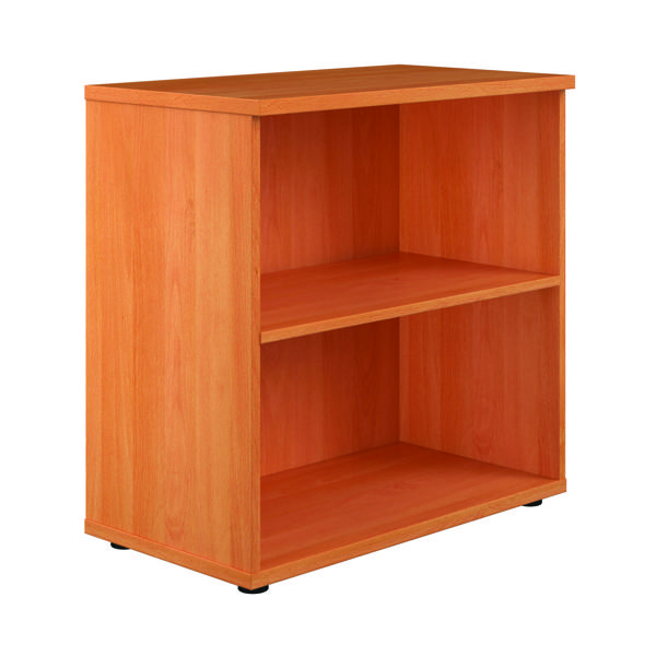 Jemini Bavarian Beech 800mm Bookcase KF73510