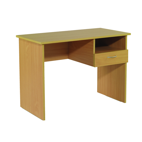 Jemini Intro Beech Homework Desk KF73665