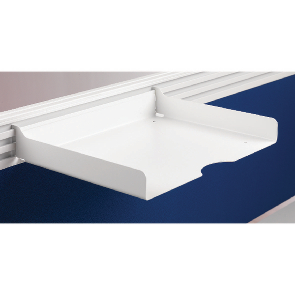 Arista White Letter Tray KF74011
