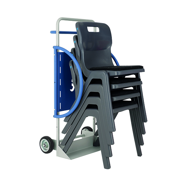 Titan One Piece Chair Trolley KF74044