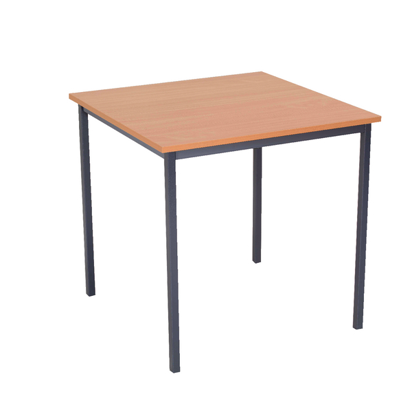 Jemini Intro 750x750x726mm Bavarian Beech Training Table KF74136