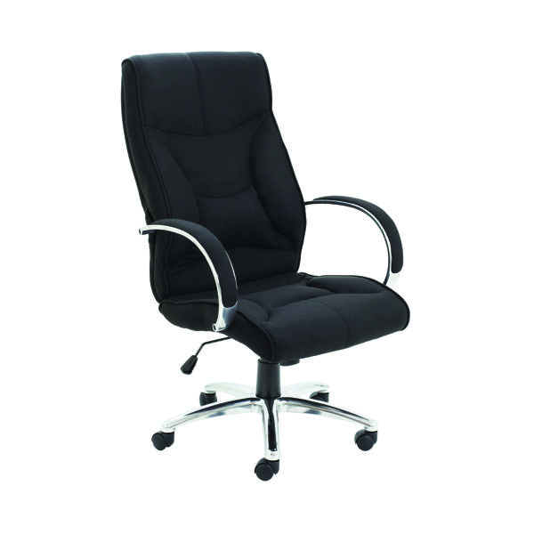 Avior High Back Executive Black Chair KF74187