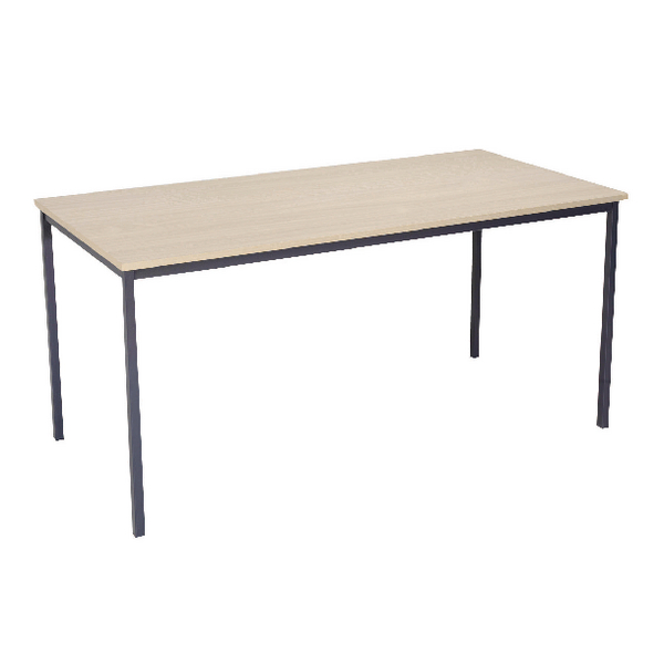 Jemini Intro 1200x750x726mm Warm Maple Training Table KF74233