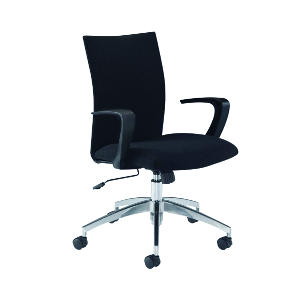 Arista Soho Black Chair KF74824