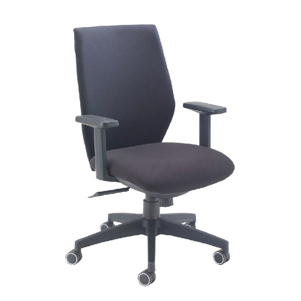 Arista Task Black Chair KF74285