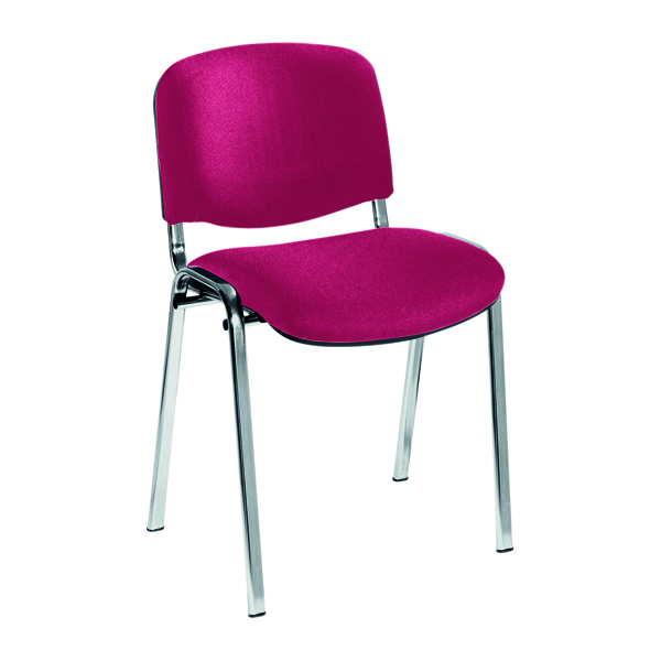 First Ultra Stacker Chair Claret KF74895