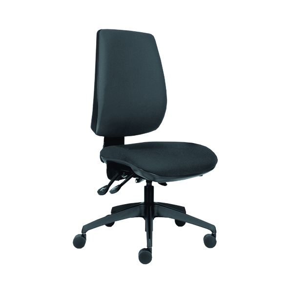 Jemini High Back Task Black Chair KF74955