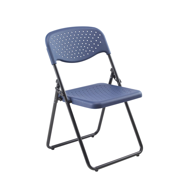 Jemini Dark Blue Folding Chair KF74964