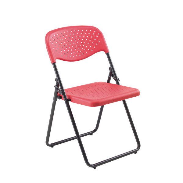 Jemini Folding Red Chair KF74966