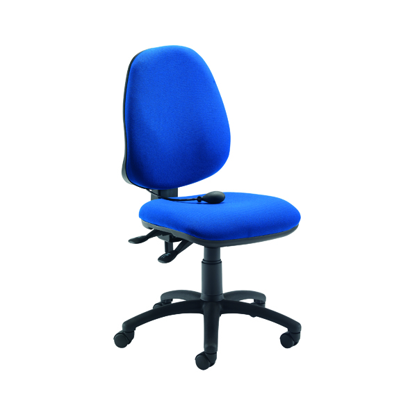 FR First High Back Posture Chair Blue KF7809
